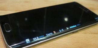 ثبت اختراع Apps Edge توسط سامسونگ
