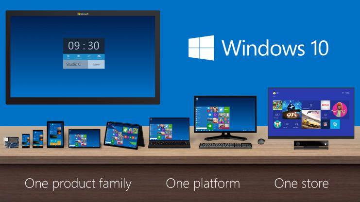 زمان ارائه ویندوز 10 اول آگوست برای مشتریان مایکروسافت