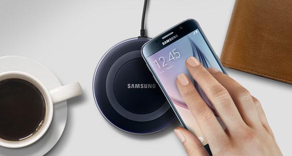 شارژ و هدفون های بی سیم سامسونگ برای گلکسی اس 6 و اس 6 اج دنیای متفاوت برای شما !