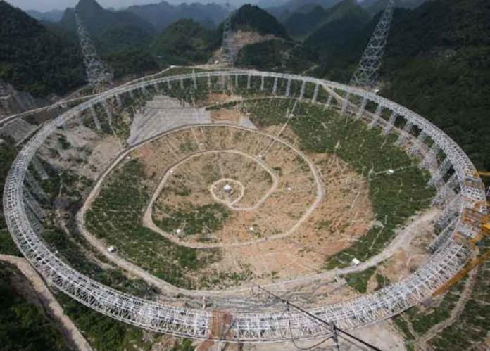 بزرگترین تلسکوپ جهان به سوپر کامپیوتر متصل میشود!