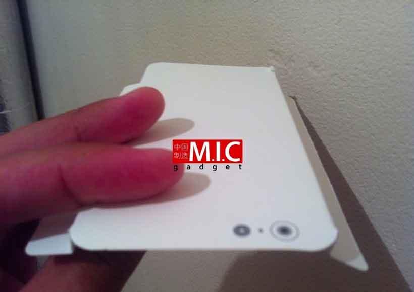 نمونه ی اولیه ی کیس گوشی Apple iPhone 6c وارد بازار خواهد شد