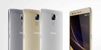 Huawei Honor 7 رسما وارد بازار شد