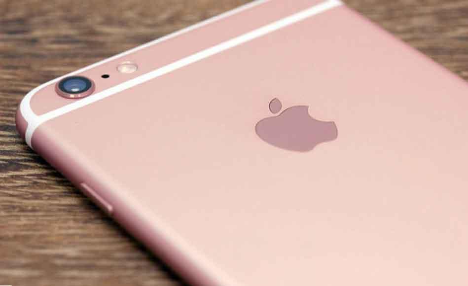 گوشی آیفون 6s اپل با رنگ رز طلایی؟