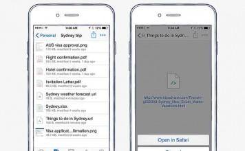 کاربران Dropbox می توانند آدرس ها را در حافظه ی مجازی نشانه گذاری کنند