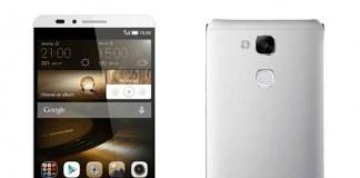 گوشی Huawei Mate S از نمایشگر لمس فشاری استفاده می کند