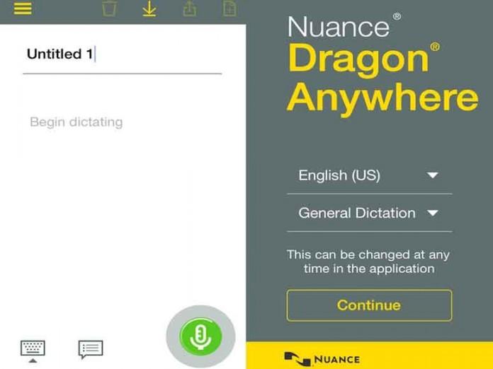 Nuance Dragon Anywhere برنامه ی دیکته صوتی برای اندروید و iOS
