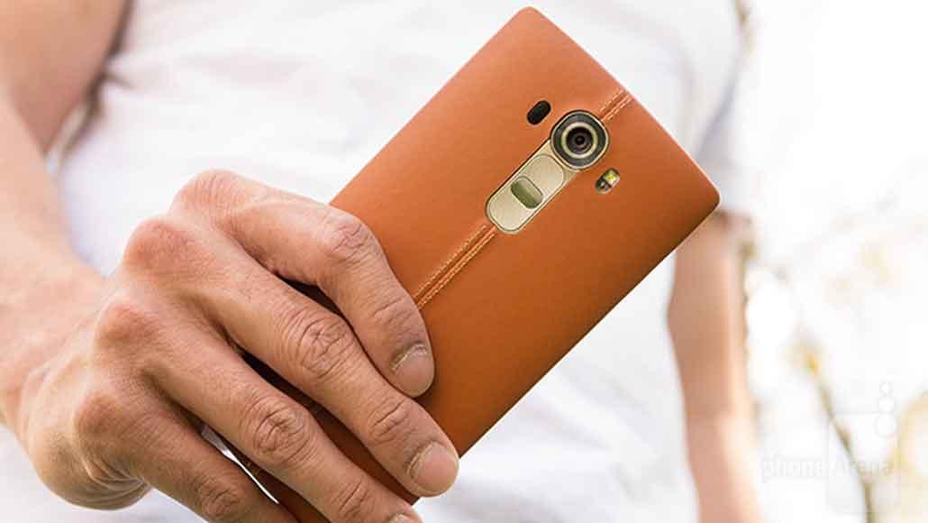 LG گوشی فوق پیشرفته می سازد – منتظر گوشی با کلاس LG  باشید
