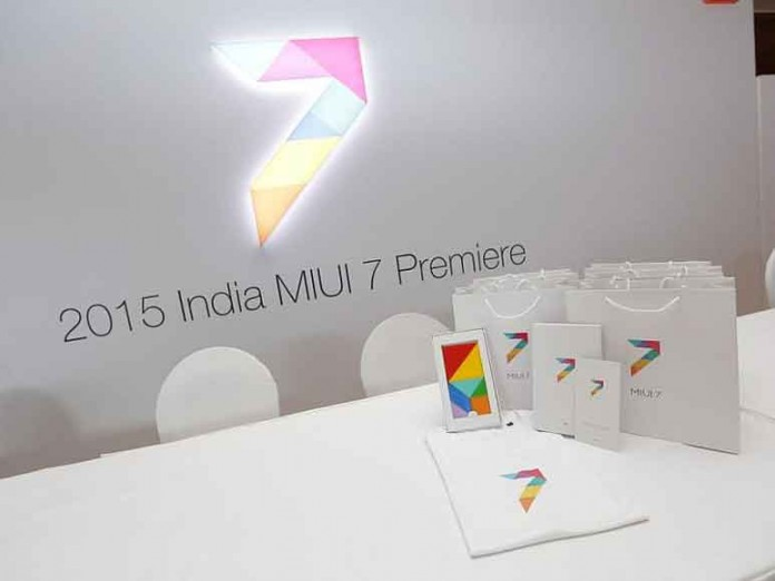از رام جهانی MIUI 7 رو نمایی شد؛ نسخه ی محدود Mi 4i به بازار آمد