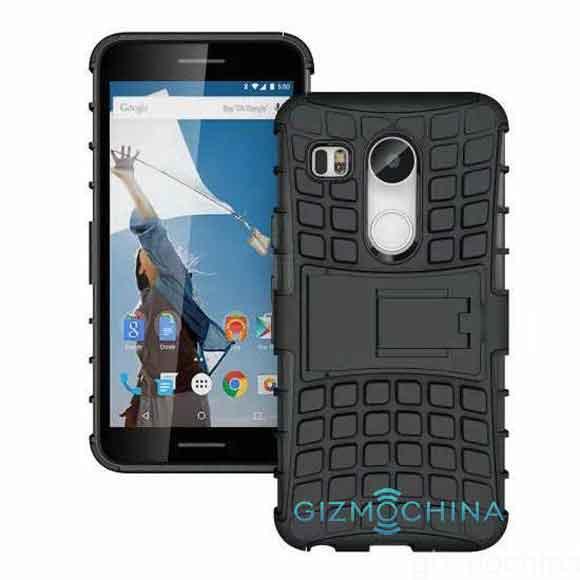 خبر از کیس های LG Nexus 5 که شایعات را تایید می کند