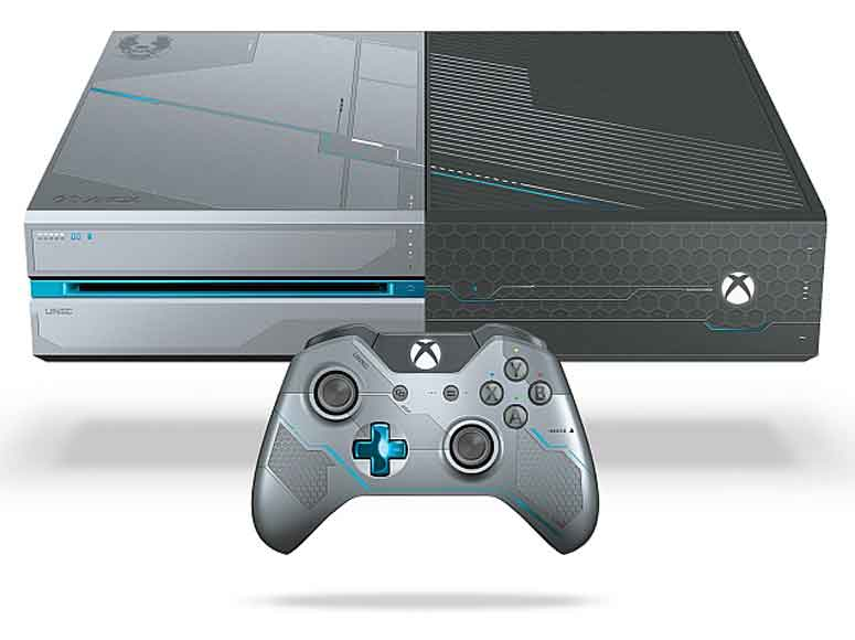ماکروسافت Xbox One Halo 5: Guardians محدود عرضه می کند