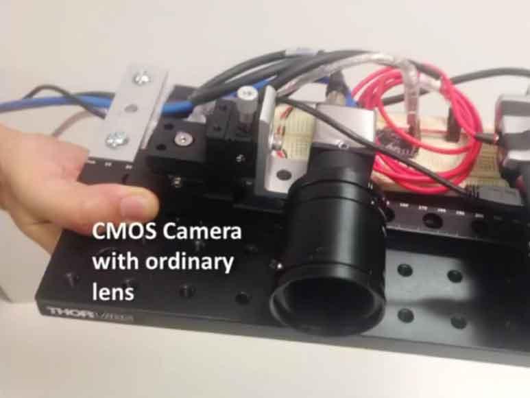 تکنولوژی تصویر برداری سنجش عمق سه بعدی جدید، زیر نور خورشید کار می کند