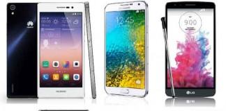 6 گوشی ارزان قیمت که در سال 2015وارد بازار شدند