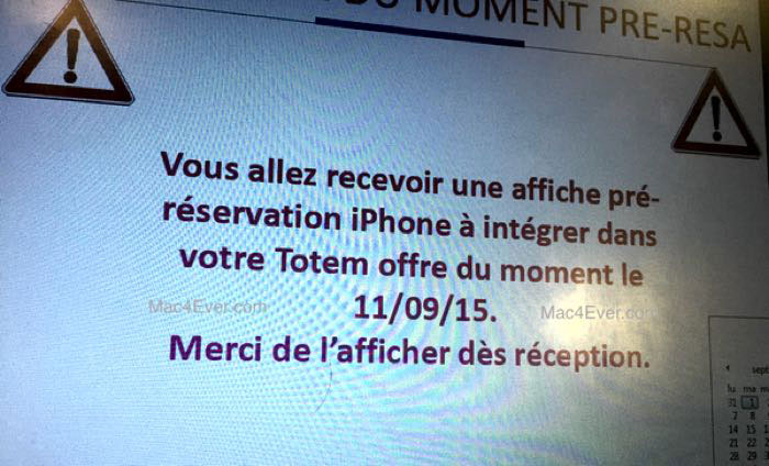پیش فروش iPhone 6s در 11 ام شروع شده و ارسال آن در ماه سپتامبر خواهد بود