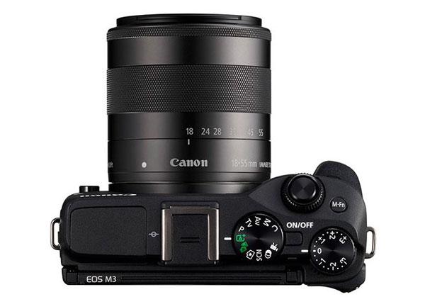 دوربین عکاسی کانن EOS M3