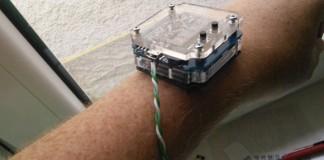 ساعت LED Arduino