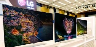 تلویزیون های OLED- ال جی