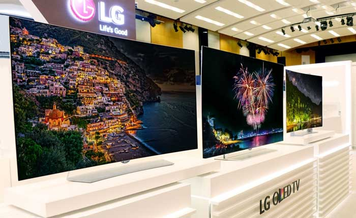 سینمای شخصی را با OLED های ال جی تجربه کنید