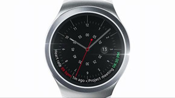 ساعت هوشمند سامسونگ  Gear S2