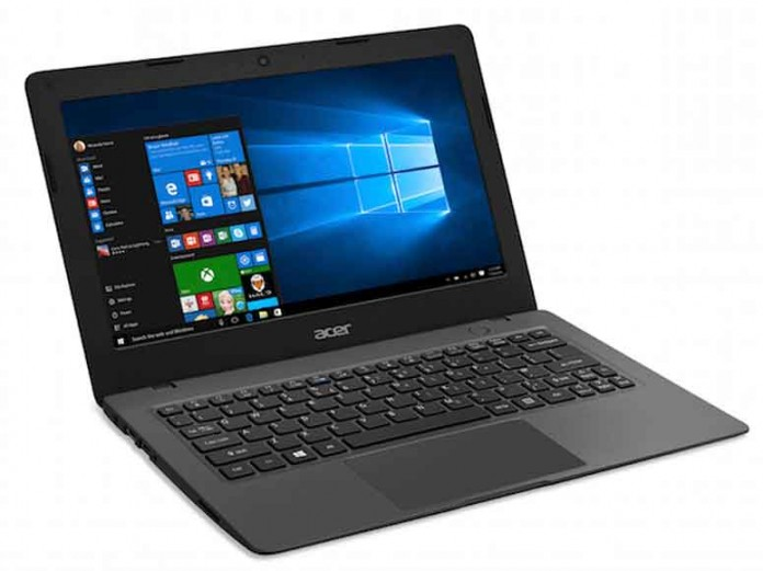 شرکت Acer با لپ تاپ خود که از ویندوز 10 بهره می برد به رقابت با کروم بوک ها می پردازد