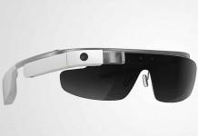 عینک گوگل با طراحی متفاوت