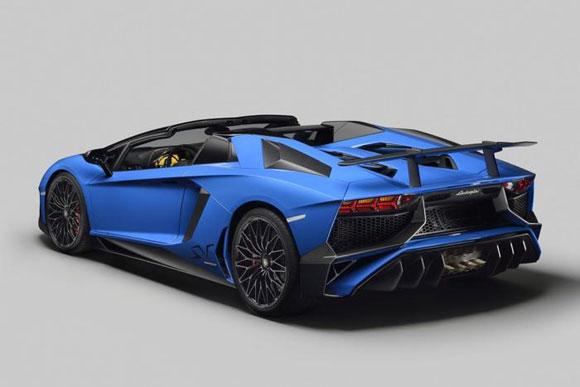 لامبورگینی Aventador LP 750-4  رسمی میشود