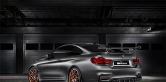 پرده برداری از خودرو مفهومی بی ام دبلیو M4 GTS