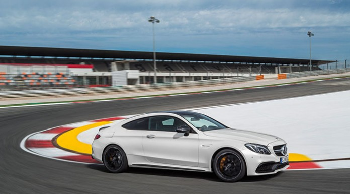 Mercedes-Benz AMG C63 Coupe, officially unveiled