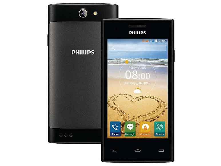 گوشی های اندرویدی Xenium I908, Xenium S309 از کمپانی فیلیپس به بازار آمدند