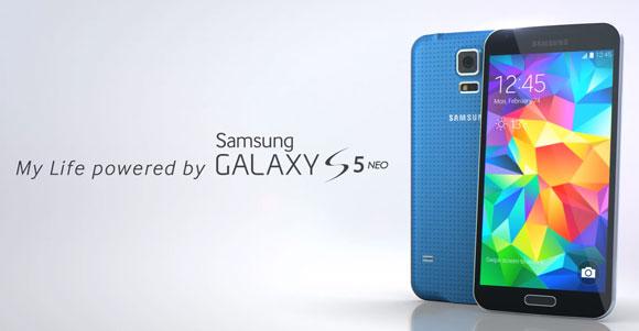 گوشی جدید سامسونگ Galaxy S5 Neo