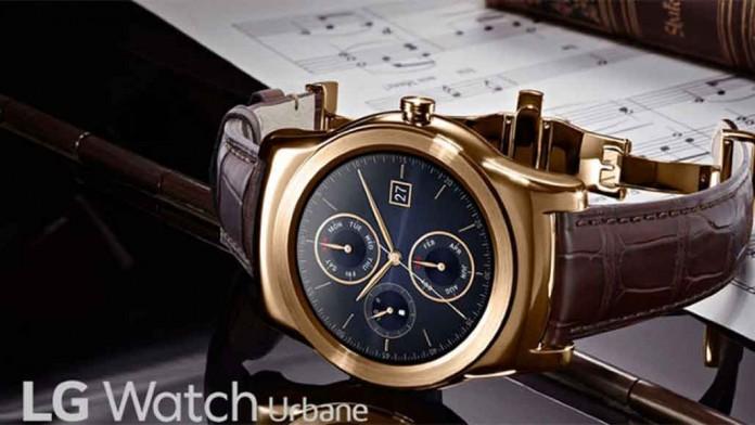 کمپانی LG ساعت Urbane Luxe معرفی کرد