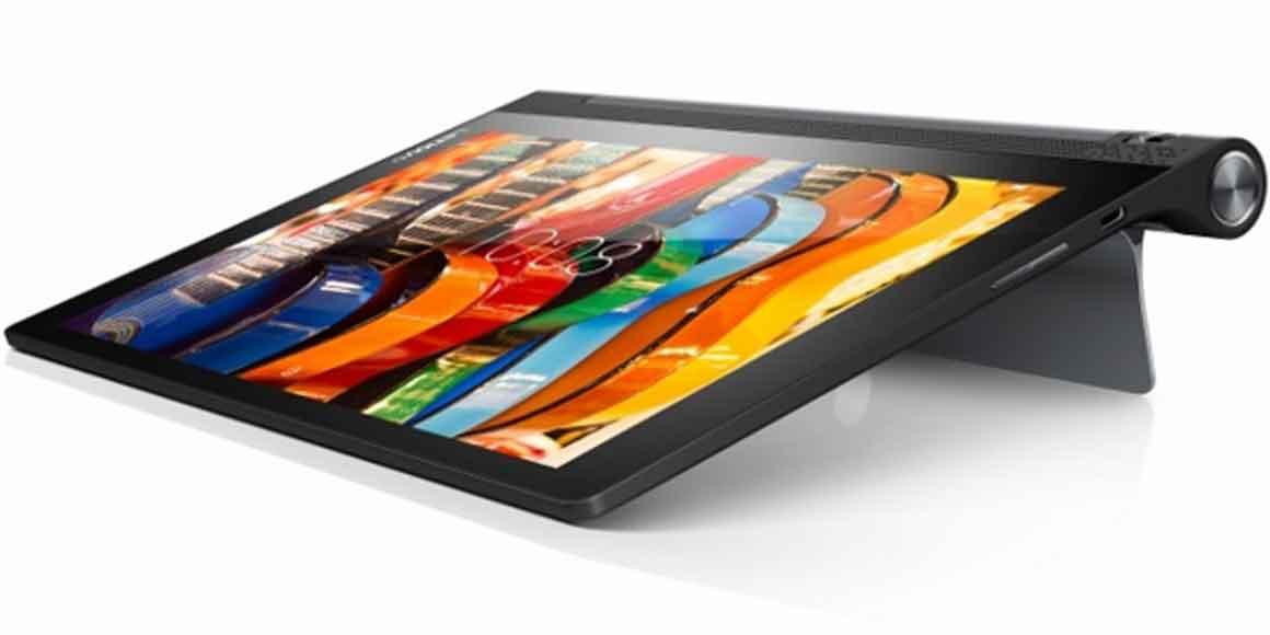 Lenovo YOGA Tab 3 8 و YOGA Tab 3 10 رسمی شدند