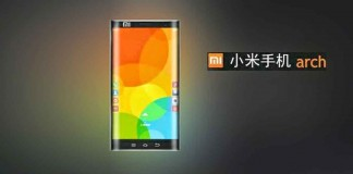 گوشی Xiaomi Mi Edge با نمایشگر خمیده در هر دو سمت