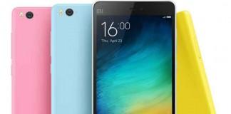 گوشی Xiaomi Mi 4c در 3 اکتبر وارد بازار می شود