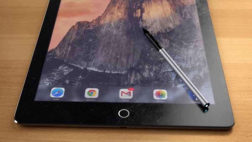 هفته ی آینده از Apple iPad Pro رونمایی می شود