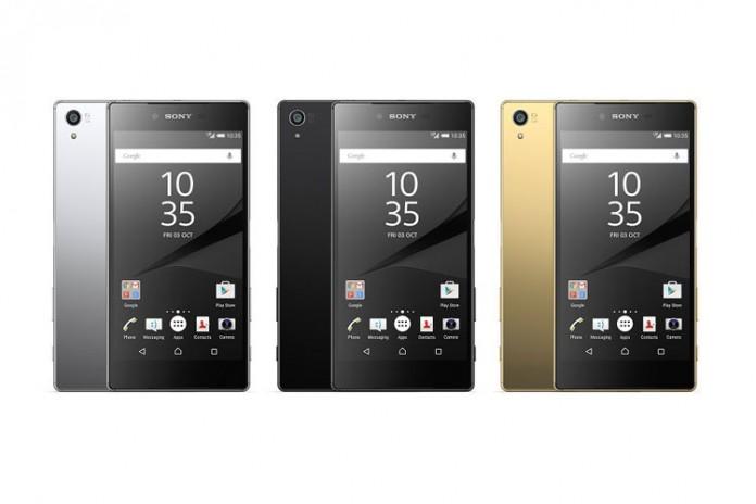 گوشی های اکسپریا Z5 ، اکسپریا Z5 کامپکت و اکسپریا Z5 پریمیوم رونمای شدند