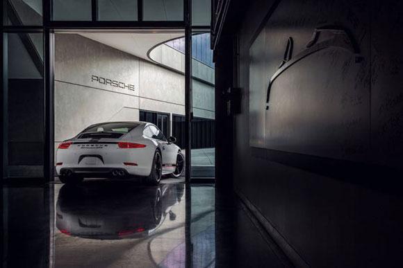 پورشه 911 GTS R R ادیشن عرضه شد+عکس