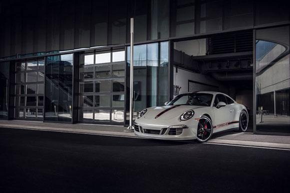 پورشه 911 GTS R R ادیشن عرضه شد