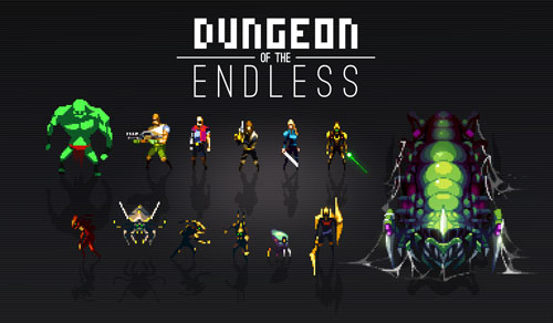 بازی  Dungeon of the Endless