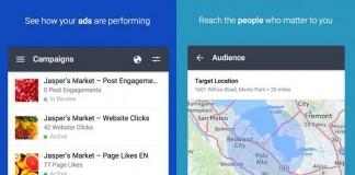 نرم افزار مدیریت آگهی فیس بوک برای اندروید منتشر شد