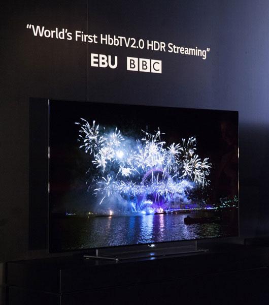 تلویزیون 4K OLED
