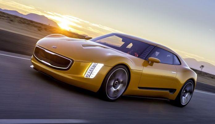 خودرو کیا GT در سال 2020 راه اندازی خواهد شد