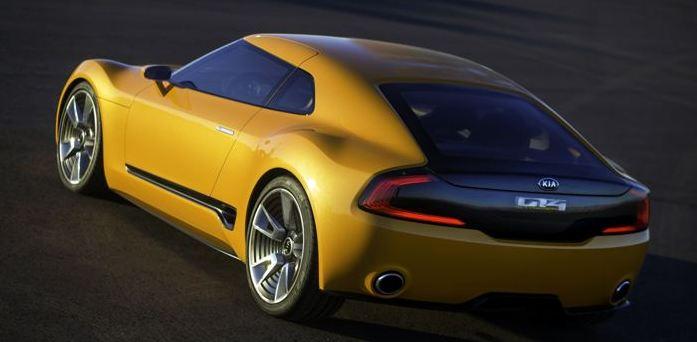 Kia GT Sports Car Is Coming In 2020