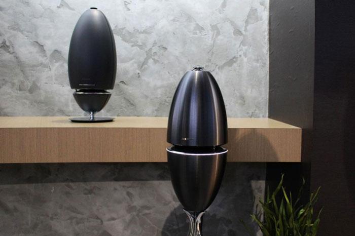 اسپیکر بیسیم 360 سامسونگ زیبایی به همراه کیفیت را به ارمغان می آورد