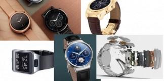 ساعت های هوشمند IFA 2015