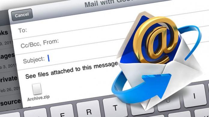 آموزش تصویری ساخت ایمیل