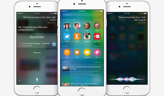 نسخه بتای سیستم عامل اپل با نام iOS 9.1  در دسترس عموم قرار می گیرد
