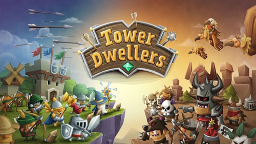 بازی Tower Dwellers