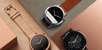 پیش سفارش ساعت هوشمند موتو 360 جدید