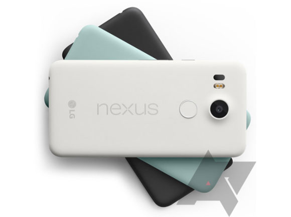 نکسوس 5X ال جی رسما معرفی شد