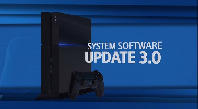 Play Station 4 Newest Update